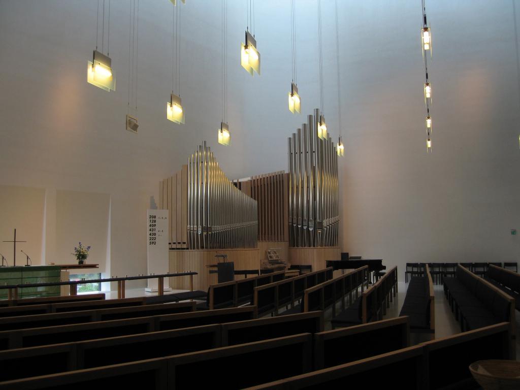 Klaukkalan kirkko, Klaukkala