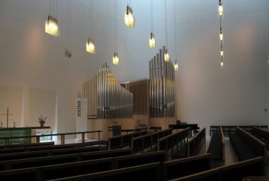 Klaukkala church, Klaukkala