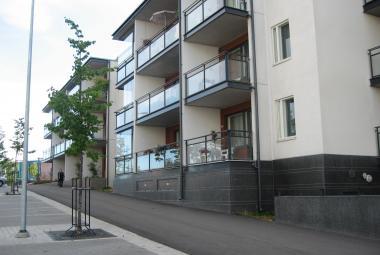 Service house Cecilia, Helsinki
