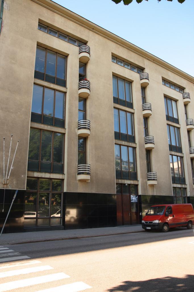 Lallukka artist's home, Helsinki