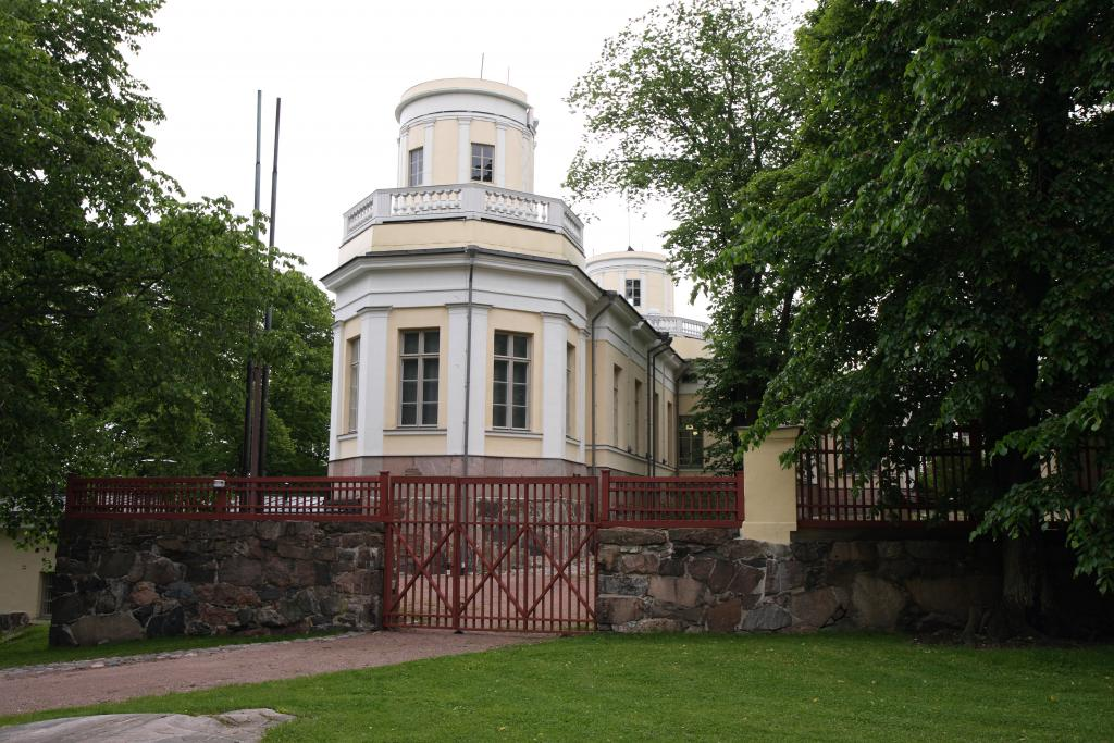 Observatorio, Helsinki