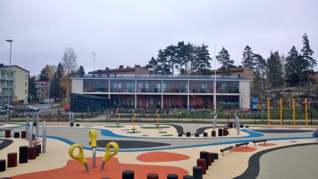 Nursery Laajasuo, Helsinki