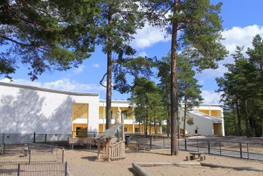 Nursery Yliskylä, Helsinki