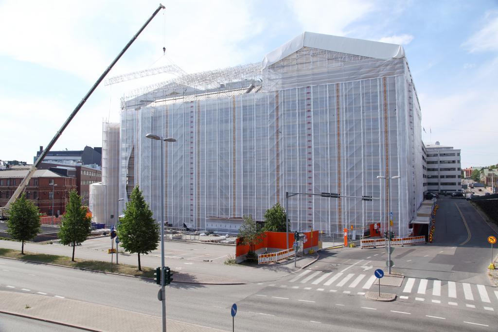 Ässäkeskus, Helsinki