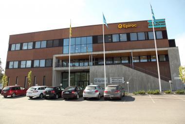 Atlas Copco, Vantaa