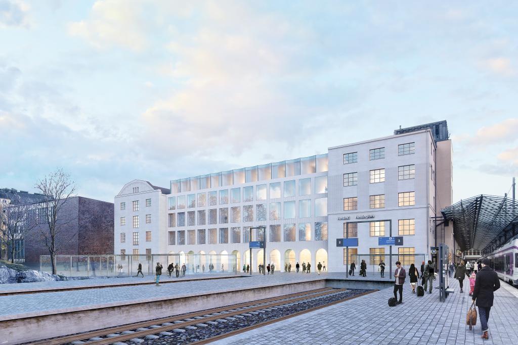 Scandic Railway Station, Helsinki